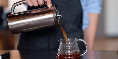 Introduction to Coffee Brewing at Home tickets