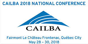 CAILBA 2018 National Conference & AGM