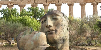 Persephone's Island Sicily: Archetypes of Shamanic Healing