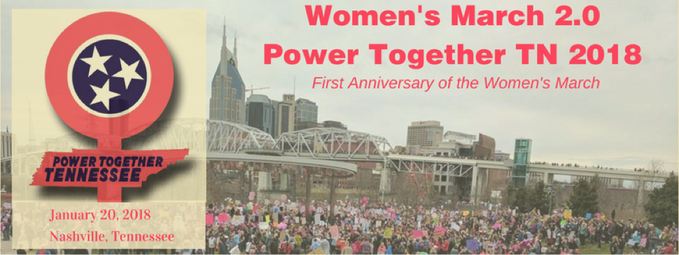Women's March 2.0: Power Together TN