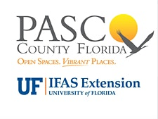 UF/IFAS Pasco County Cooperative Extension logo