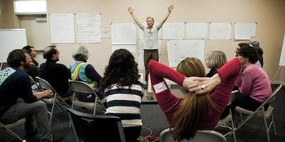 Creative Collaboration: Pomegranate Method Training