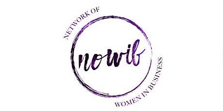 Network of Women in Business (NOWIB) Northside Breakfast Group tickets