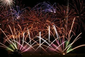 Firework Champions - Arley Hall, CW9 6NA