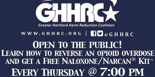 How to reverse an opioid overdose and get a FREE Naloxone / Narcan® Kit.*
