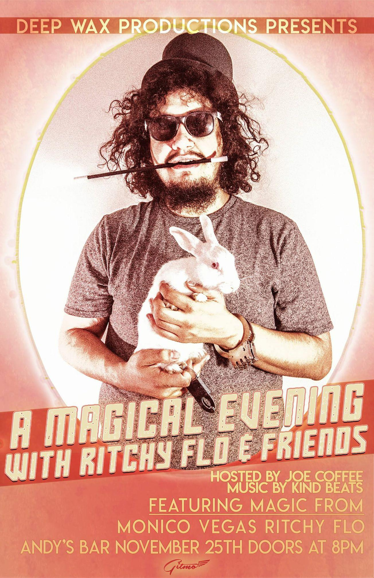 A Magical Evening with Ritchy Flo and Friends
