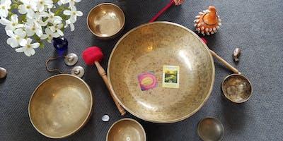Reiki Healing & Vibrational Healing Meditation w/ Tibetan Singing Bowls