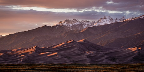 2020 Great Sand Dunes Photography Workshop tickets