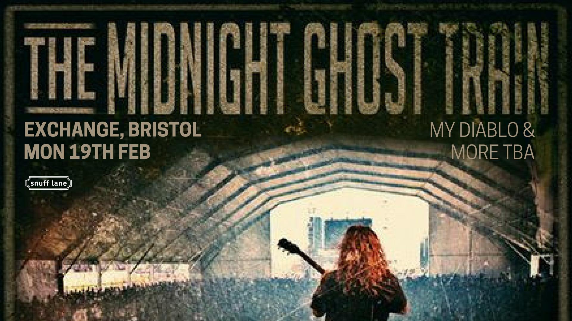 The Midnight Ghost Train // My Diablo - Excha