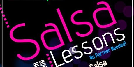 New Beginner Salsa Classes Now Forming on Tuesdays! tickets
