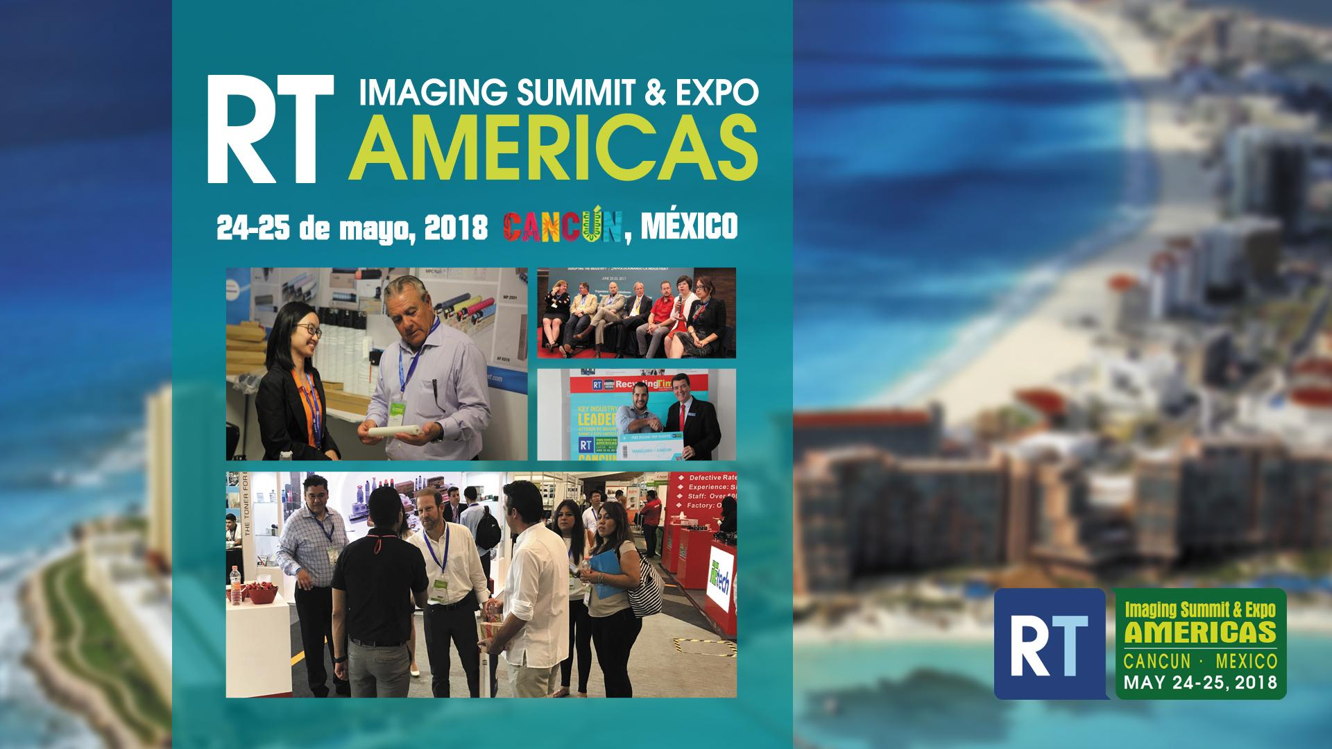 RT Imaging Summit & Expo—Américas 2018