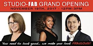 Studio-FAB Photography Grand Opening
