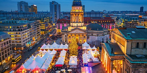 Crazy Christmas Market Tour
