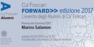 Ca' Foscari Forward 2017