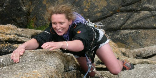 Climb the gritstone crags of the Peak District