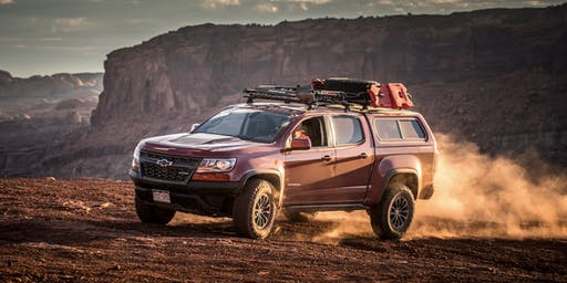2020 Moab Off-Road Photography Workshop