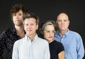 """Superchunk Plays """"Foolish"""": A 25th Anniversary Acoustic Performance - Late Show"""