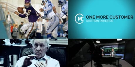 One More Customer - Fran Tarkenton networking event tickets