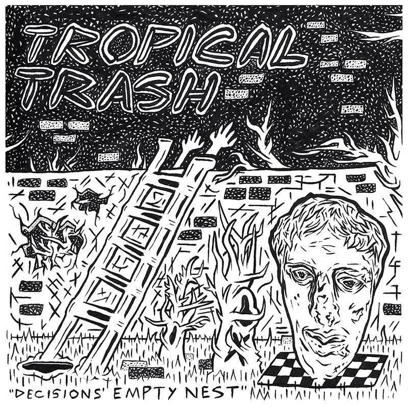 Tropical Trash / Crazy Doberman / Desert Liminal / DJ Dr. Morales Phallus 420 Web MD