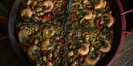 Paella Cooking Class, Winter/Spring Courses  tickets