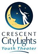Crescent City Lights Youth Theater logo