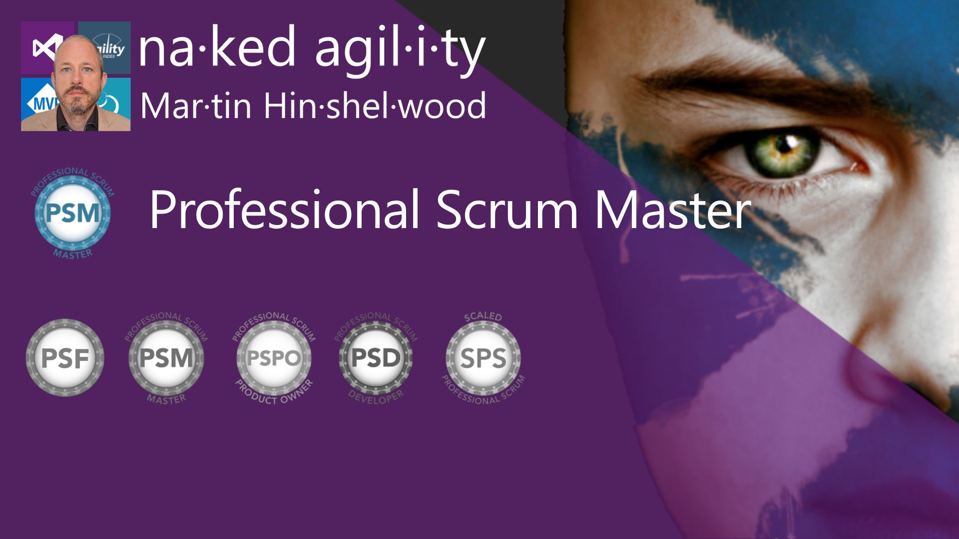 Certified Professional Scrum Master in Glasgo