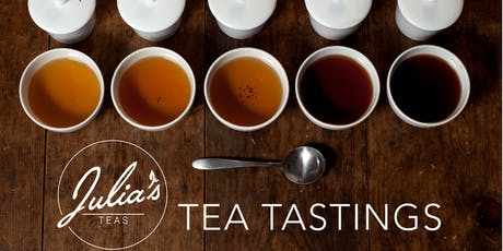Tea Tasting tickets