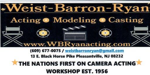 Models/Actors Sit in a free workshop