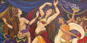 Be the Temple - Bellydance Ecstatic Healing