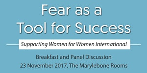 Breakfast and Panel Discussion: Fear As A Tool For...