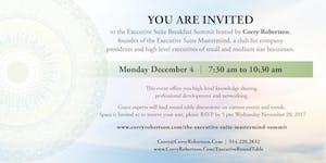 The Executive Suite Mastermind Breakfast Summit
