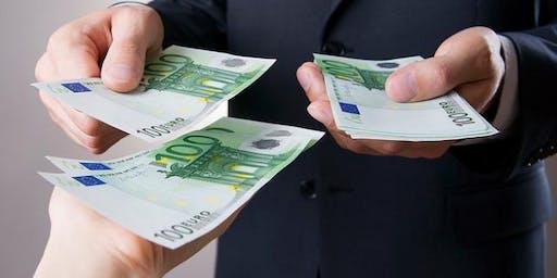 Je dispose d'un capital qui servira à octroyer des prêts particulier
