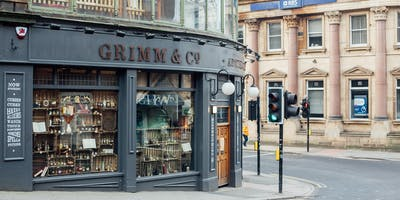 Grimm & Co's Saturday Club: FREE weekend workshops for 9 – 11 year olds