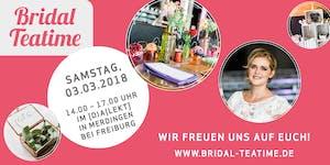 Bridal Teatime spring 2018 - Hochzeitsmesse