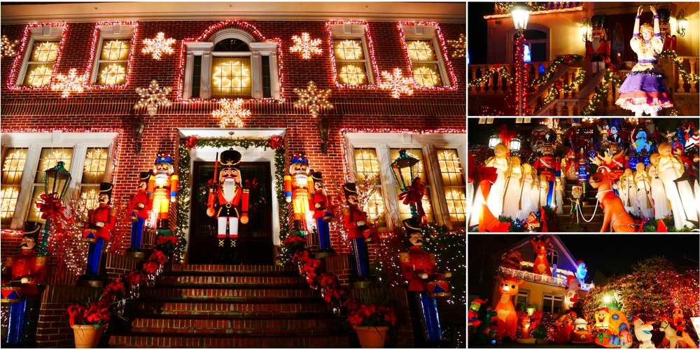 exploring the 2017 dyker heights christmas lights extravaganza tickets thu dec 28 2017 at 700 pm eventbrite - Rite Aid Christmas Lights