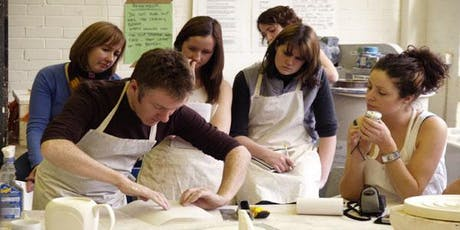 Mouldmaking & Slipcasting with Ed Bentley tickets