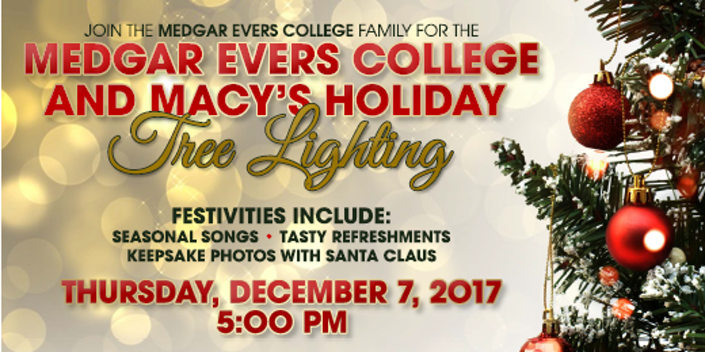 New York Stock Exchange 94th Annual Christmas Tree Lighting