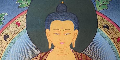 Buddhist Practice & Talk Meeting – No Experience Necessary tickets