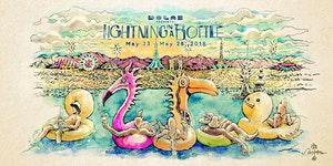 Boutique Camping - Lightning In A Bottle 2018