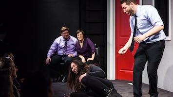 Laugh Track City Improv Comedy Show