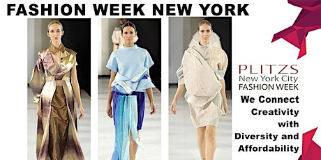 FASHION WEEK NY $4,500 FASHION DESIGNER PACKAGE (SEPTEMBER NY FASHION WEEK SEASON) 60 LOOKS tickets