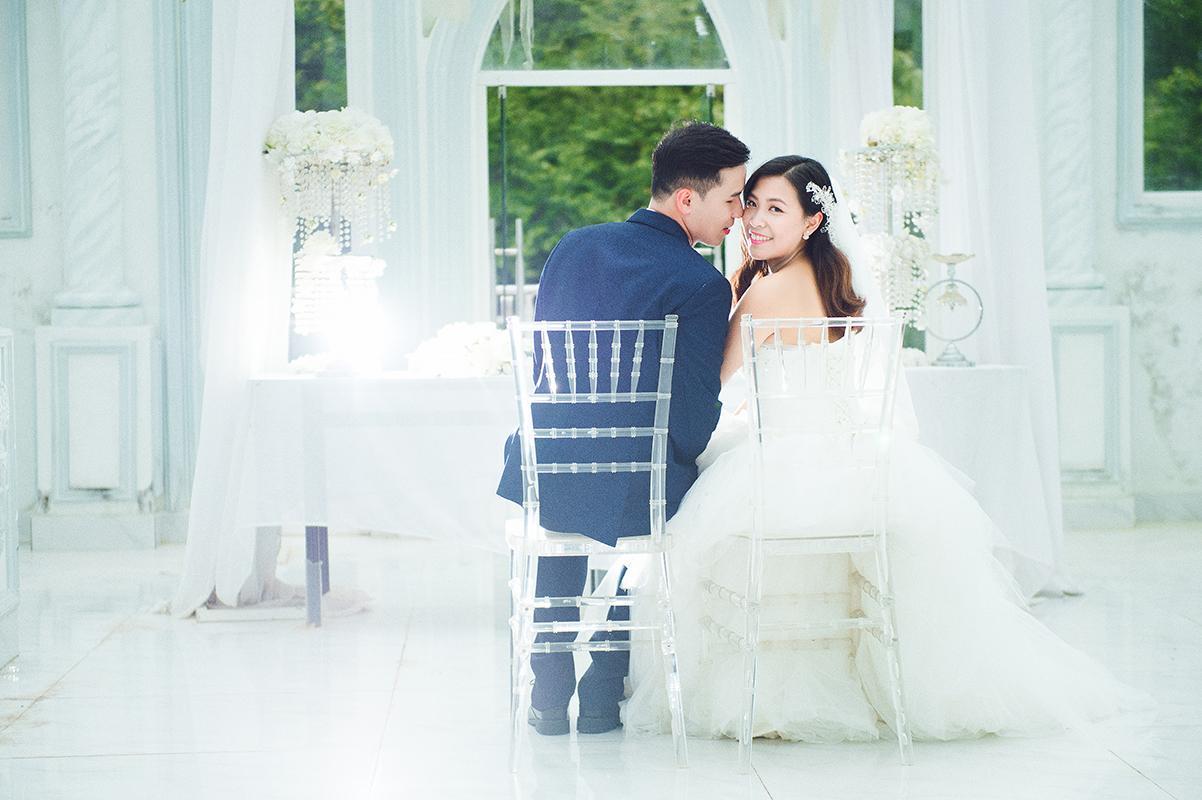 Sandy & Victor's Wedding