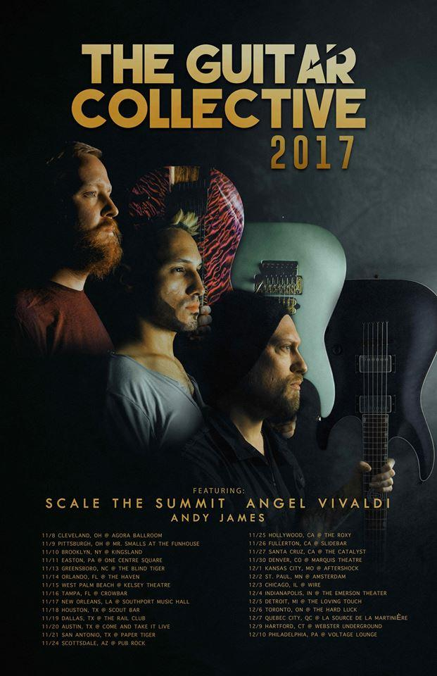 Scale The Summit, Angel Vivaldi