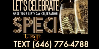 BIRTHDAY+CELEBRATION+ON+FRIDAYs+AT+TAJ+II