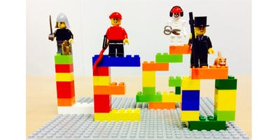 Lego Club at Rugby Library