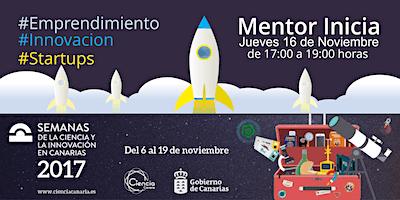 Mentor Inicia – Semana de la Ciencia y la Innovación
