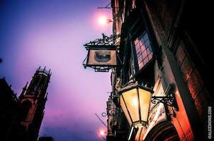 Haunted London Pub Tour