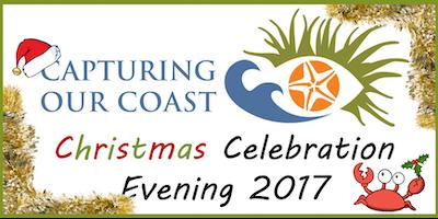 Capturing our Coast Christmas Celebration Evening