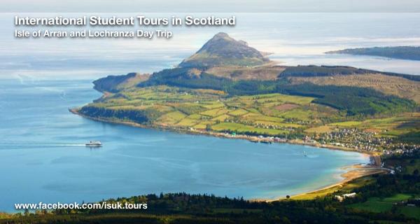 Isle of Arran Day Trip Sat 17 Mar