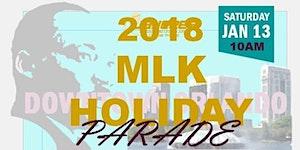 2018 Downtown Orlando MLK Holiday Parade